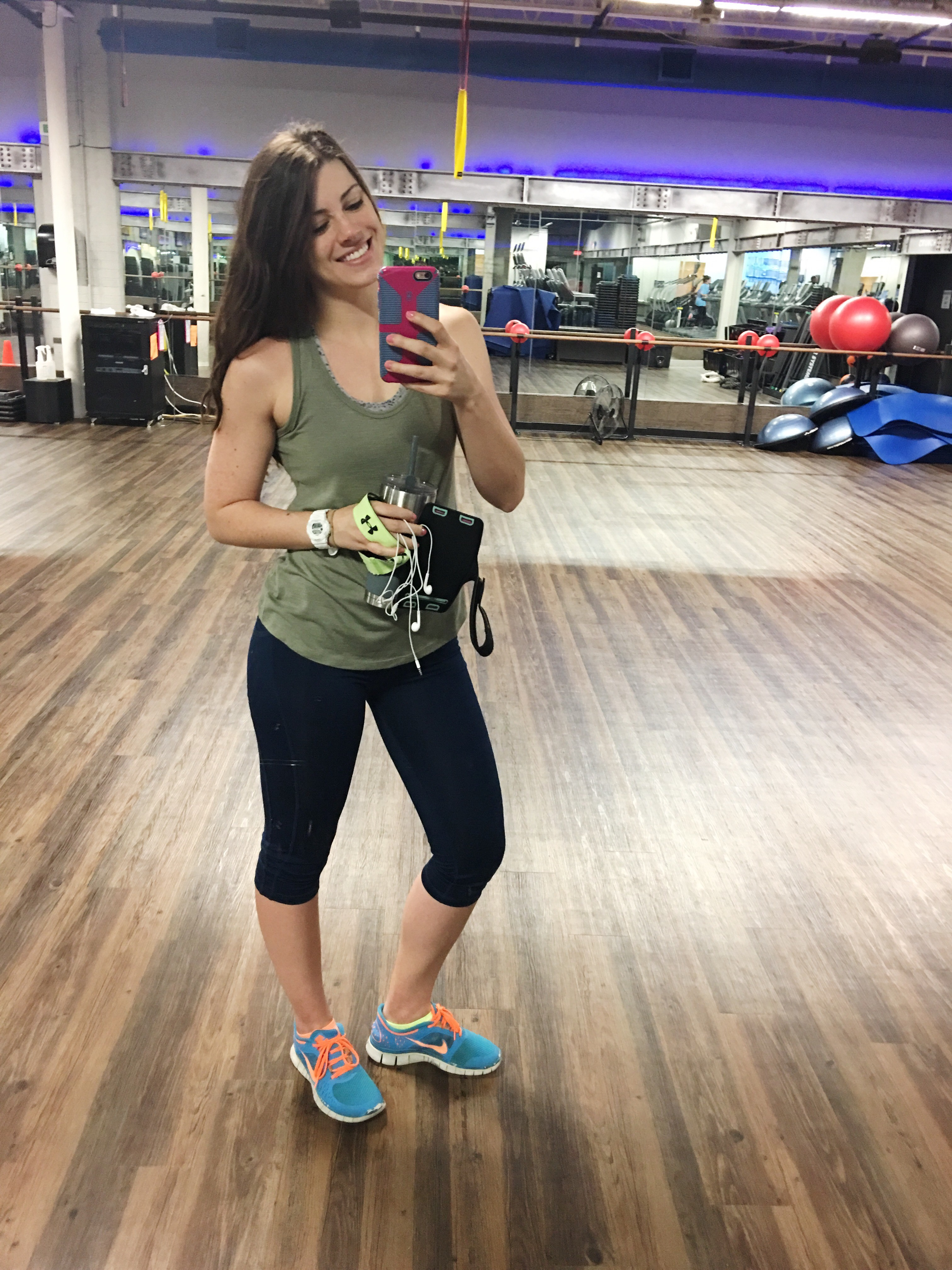 a28c8ff8357 I usually do cardio one to two times a week. It makes me feel great and is  a good supplement to lifting and yoga. Adding in the HIIT also helps boost  your ...